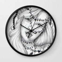 Anteros's Lady Wall Clock