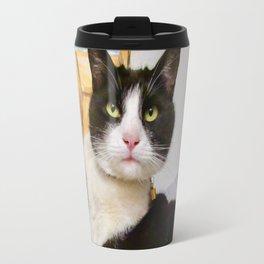 Orazio latin lover cat Travel Mug