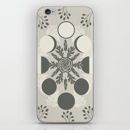 Luna Poetica iPhone Skin