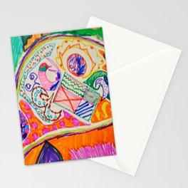 Pop Up Art Stationery Cards