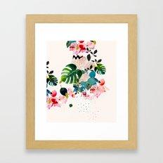 Jane Soleil Framed Art Print