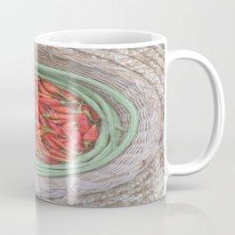 Just Me & My Straw Hat Coffee Mug