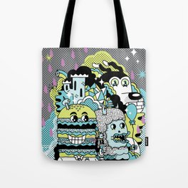 Magic Friends Tote Bag