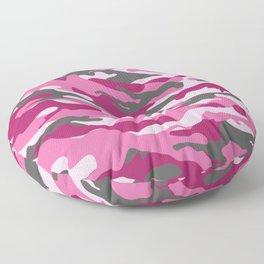 Pink Camo Floor Pillow