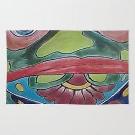 Ladie Frog Rug