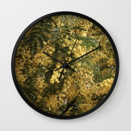 Nature marvels us with simple things Wall Clock