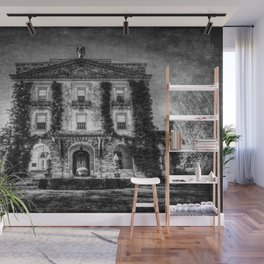 Haunted Manor House Wall Mural