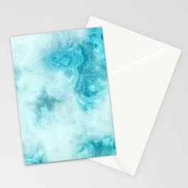 Mist Over Mountains Stationery Cards