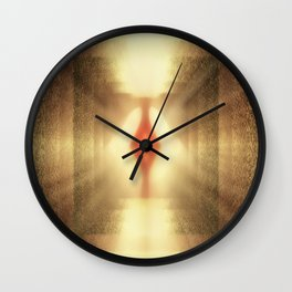 Inner Phase Wall Clock