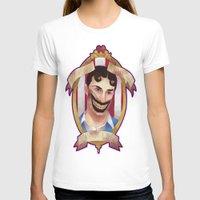 ahs T-shirts featuring AHS: Freakshow Dandy Mott by venuscas