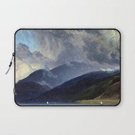 Thomas Fearnley From Balestrand at the Sognefjord Laptop Sleeve