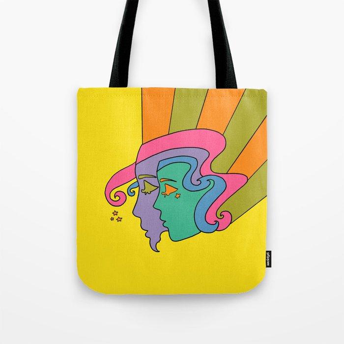 Star Lovers Tote Bag