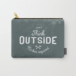 Think Outside Carry-All Pouch