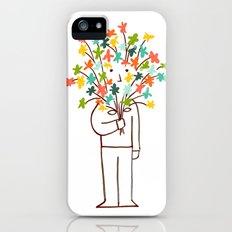I bring flowers Slim Case iPhone (5, 5s)