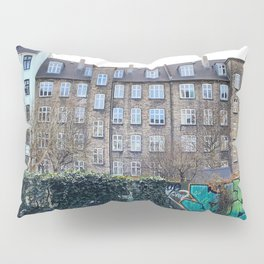 Homes, Vesterbro, Copenhagen Pillow Sham
