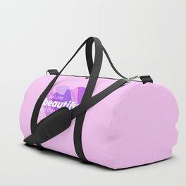 You're Beautiful Duffle Bag