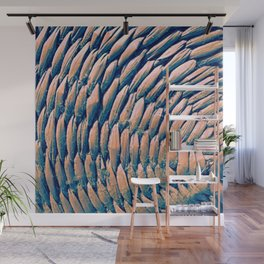 Natural straws 2 Wall Mural
