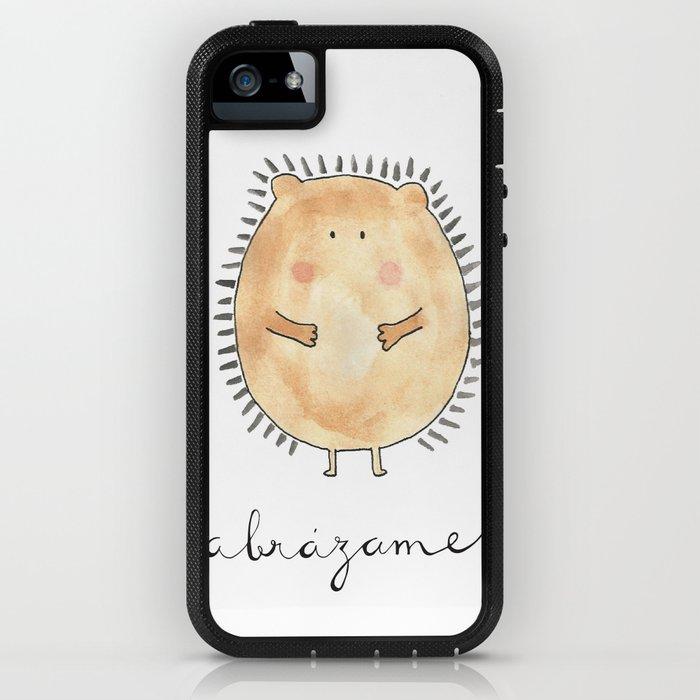 Abrázame iPhone Case
