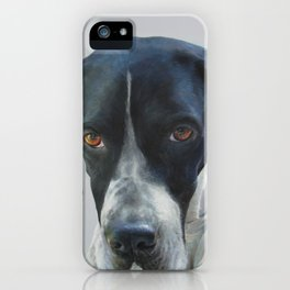 Dog II iPhone Case