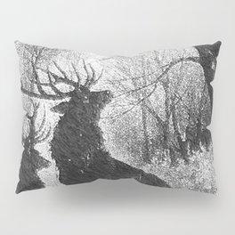 Winter storm Pillow Sham