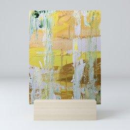 Yellow Mini Art Print