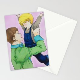 BANANA FISH - Griffin&Aslan (Ash) Callenreese Stationery Cards
