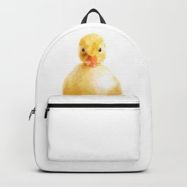 Duckling Portrait Backpack