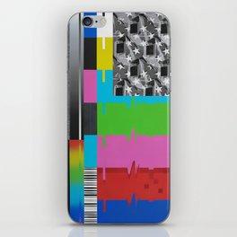 CAPTIVE AMERICA iPhone Skin