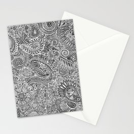 Fairy arabesque Stationery Cards