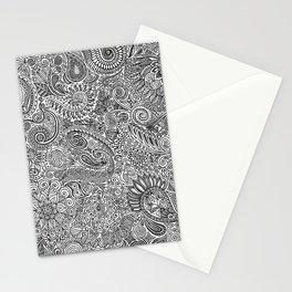Fairy arabesque Stationery Cards