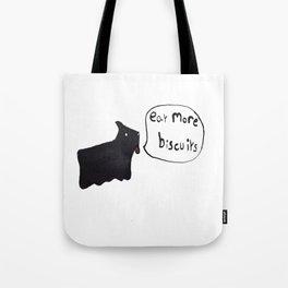 Good Advice Dog Tote Bag