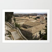 Avignon, France Art Print