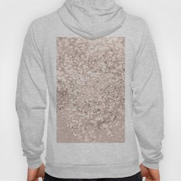 Blush Glitter Dream #4 #shiny #decor #art #society6 Hoody