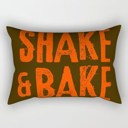 Shake and Bake Rectangular Pillow