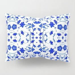 Velasco Blue -1 Pillow Sham