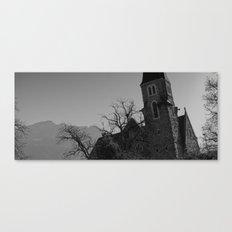 Shades of Swiss Canvas Print