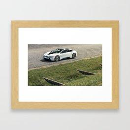 I8 Framed Art Print
