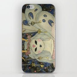 Filled with poison iPhone Skin