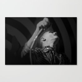 Demented are go Canvas Print