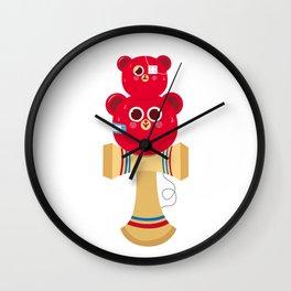 ollaKendama Wall Clock