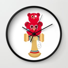 ollaKendama Wall Clock