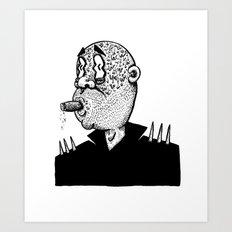 Standard Goon Art Print