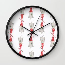 Multiple Gnomes Wall Clock
