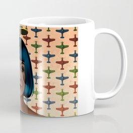 DARK PROPELLER GAL Coffee Mug