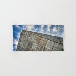 Sinking Building Sky of Dread Hand & Bath Towel