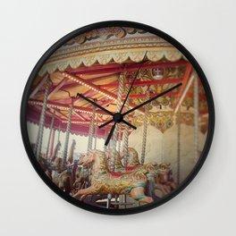 Nostalgic Memories Wall Clock