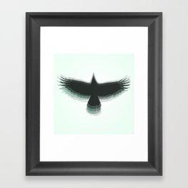 5.0.3 - Green Framed Art Print