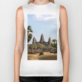 Angkor Wat Biker Tank
