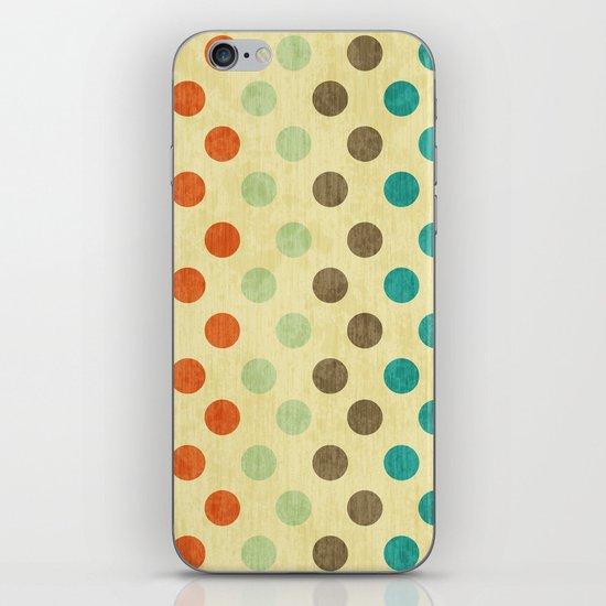 Shabby Sweets  iPhone & iPod Skin
