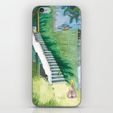 Princess Searching iPhone & iPod Skin